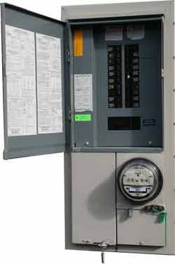 Circuit Breaker Panel